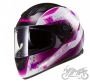 KASK LS2 FF320 STREAM LUX WHITE PINK