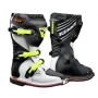 KENNY BUTY OFF-ROAD TRACK  WHITE BLACK NEON YELLOW
