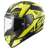 KASK LS2 FF323 ARROW R NEON BLACK YELLOW