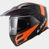 KASK LS2 FF324 METRO EVO RAPID B/ORANGE