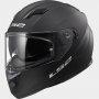 KASK LS2 FF320 STREAM SOLID MATT BLACK