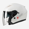 RHINO KASK OTWARTY TOURING EVO WHITE GLOSS