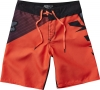 BOARDSHORT FOX JUNIOR DIAMOND FLO ORANGE
