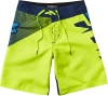 BOARDSHORT FOX JUNIOR DIAMOND FLO YELLOW