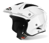 AIROH KASK OTWARTY TRR S COLOR WHITE GLOSS