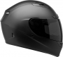 BELL KASK  QUALIFIER DLX BLACKOUT BLACK MATT
