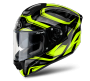 KASK INTEGRALNY AIROH ST501 DUDE YELLOW GLOSS