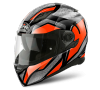 AIROH MOVEMENT S STEEL ORANGE GLOSS Kask integralny