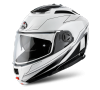 AIROH PHANTOM SPIRIT WHITE GLOSS Kask