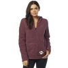 BLUZA FOX LADY Z KAPTUREM ROAD RAIDER SHERPA ROSE