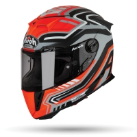 AIROH KASK INTEGRALNY GP 500 RIVAL ORANGE MATT