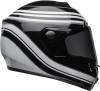 BELL KASK  SRT VESTIGE WHITE/BLACK