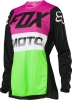 FOX BLUZA OFF-ROAD LADY 180 FYCE MULTI