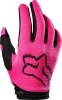 FOX RĘKAWICE OFF-ROAD LADY DIRTPAW PRIX PINK