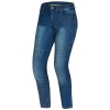 OZONE SPODNIE MOTO JEANS STAR II LADY WASHED BLUE
