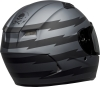 BELL KASK INTEGRALNY QUALIFIER Z-RAY MATTE GRAY/BL