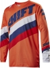 BLUZA SHIFT JUNIOR WHIT3 TARMAC ORANGE