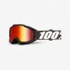 100 PROCENT GOGLE ACCURI JR YOUTH KRICK CZARNY MAT