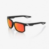 100 PROCENT OKULARY CENTRIC  MATTE CRYSTALL BLACK
