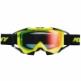 KENNY GOGLE TITANIUM NEON YELLOW
