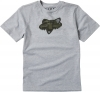 FOX T-SHIRT JUNIOR PREDATOR JR LIGHT HEATHER GREY
