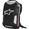 ALPINESTARS PLECAK BACKPACK CITY HUNTER BLA/WH/RED